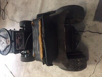 AU199 • Buy Vintage Cox Ride On Mower