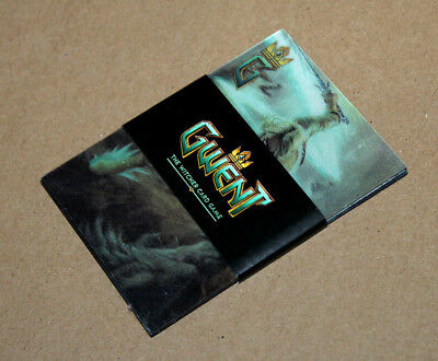 $ CDN106.70 • Buy Gwent The Witcher 3 Deck Cards Game Collectible 3D Magnet Cards Gamescom 2016