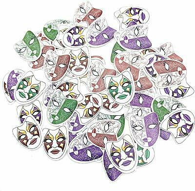 £4.99 • Buy Confetti Table Top Scatter Decorations Masquerade Masks Party Birthday Wedding