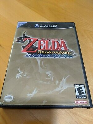 $49.95 • Buy Legend Of Zelda: The Wind Waker (GameCube, 2003) Complete W/ Inserts And Manual