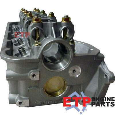 AU548.68 • Buy Cylinder Head For Holden 4ZE1-LATE Kidney Shaped Chamber