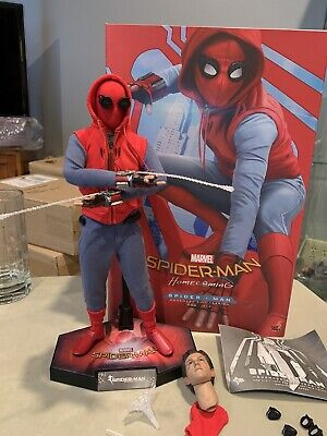$330 • Buy Hot Toys Spider-Man: Homecoming - Homemade Suit Version Action Figure