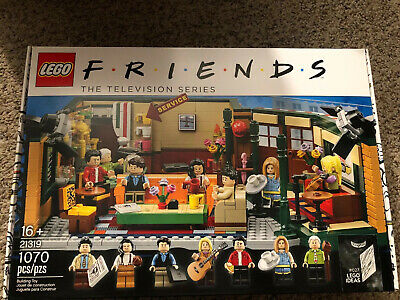 $48 • Buy LEGO Ideas Central Perk 21319 * Friends The Television Series * Brand New