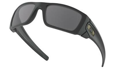 AU179 • Buy Oakley FUEL CELL Sunglasses Matte Black - Grey Polarised Lens 9096-05