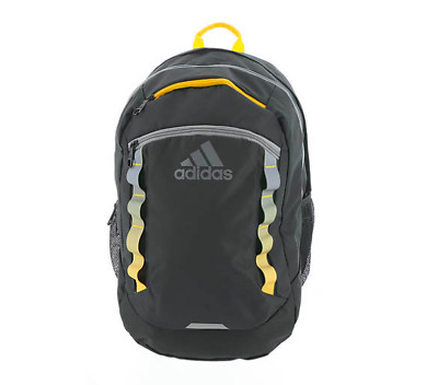 $59.99 • Buy Adidas Classic Excel V Backpack Unisex Mens Women's Carbon Orange Laptop Bag