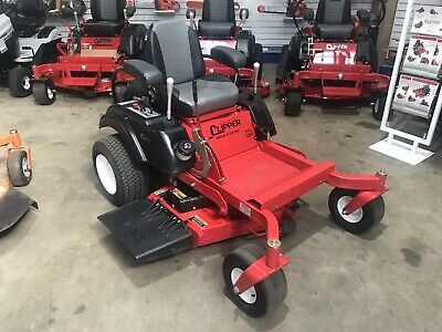 AU2175 • Buy Country Clipper Boulevard Commercial JOYSTICK Zero Turn Ride On Mower $8699 New!