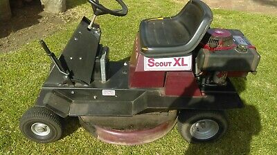 AU250 • Buy Ride On Mower - Cox Scout Xl 28.