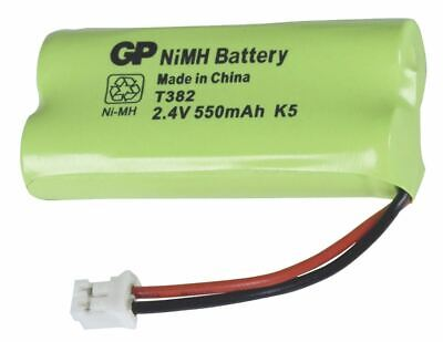 Rechargeable Nimh Package Of Battery 2.4 V 550 MAH 1-Blister • 13.10£