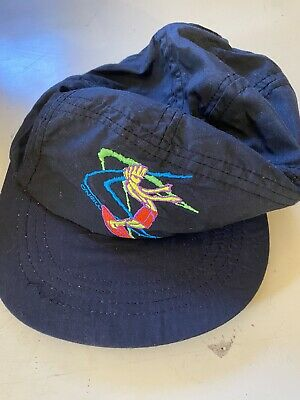 $7.99 • Buy New Oneill Vintage Rare Adjustable In Back One Size Fits All Surf Golf Snow Hat