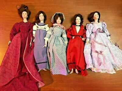 $ CDN40.59 • Buy Handmade Porcelain Doll Lot  5  Total