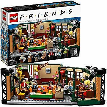 $83.49 • Buy LEGO Ideas Central Perk 21319 * Friends The Television Series