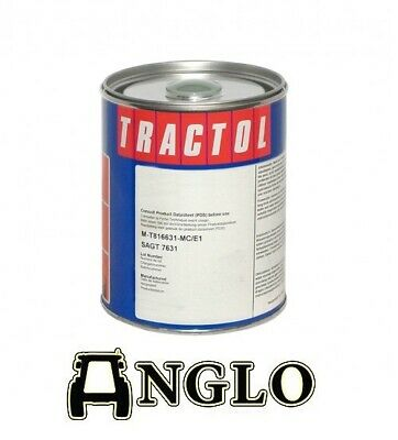 1 Litre Tractol Tractor Machinery Paint Choose Colour Multi Buy Discount MF JD • 24.75£