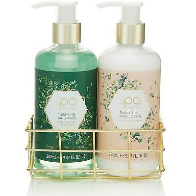 £5.99 • Buy Style & Grace Spa Botanique Luxuxy Handcare Set 280ml Hand Wash, Hand Lotion NEW