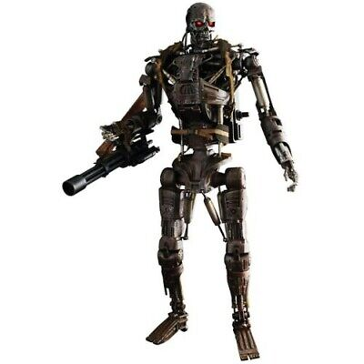 AU796.95 • Buy Hot Toys 1/6 Scale Movie Masterpiece Terminator 4 T-600 Figure MMS97 From JAPAN