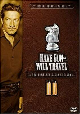 $6.47 • Buy Have Gun Will Travel - The Complete Second Season - DVD - VERY GOOD