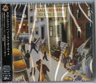 Lalo Schifrin-no One Home+4-japan Cd D73 • 16.81£