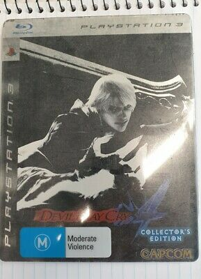 AU45 • Buy Devil May Cry 4 PlayStation 3 PS3