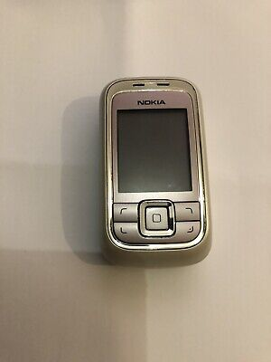 Nokia 6111 - Pink (Vodafone) Mobile Phone Good Condition • 10.99£