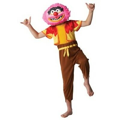 Animal Muppets Fancy Dress Costume Halloween/Book Week Ages 3 - 8 Yrs • 16.50£