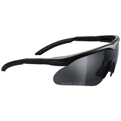 Swiss Eye Shooting Sunglasses Ballistic Army Tactical Military Glasses 3 Lenses • 39.95£