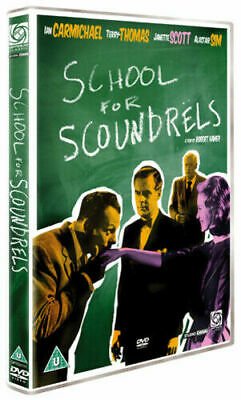 School For Scoundrels Dvd Ian Carmichael Brand New & Factory Sealed • 9.99£