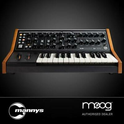 AU1649 • Buy Moog Subsequent 25 Analogue Synthesizer