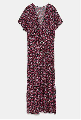 $35.70 • Buy Zara Floral Print Dress Size Xxl #0495-c1_5