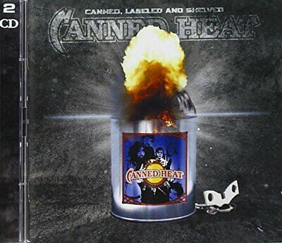£9.88 • Buy Canned Heat - Canned, Labelled And Shelved [CD]