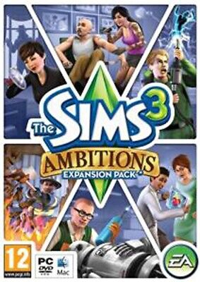 The Sims 3 Ambitions (PC / MAC) •SHIPPING •ALWAYS FAST •ALWAYS FREE•  • 3.99£
