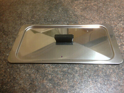 Ekco Hostess Trolley - Replacement Lid For Glass Serving Dish • 6£