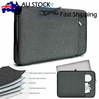 AU22.99 • Buy MacBook Pro 16  A2141 Sleeve Case Carry Bag Soft Pouch Shockproof 16 Inch Laptop