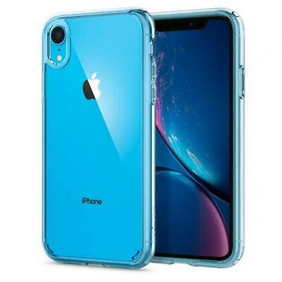 AU40.99 • Buy Spigen IPhone XR (6.1 ) Ultra Hybrid Case, Crystal Clear, MILITARY GRADE, Elite