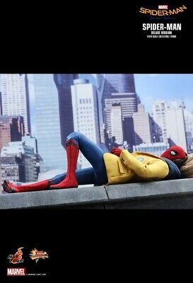 AU1155.77 • Buy 1/6 Scale Spider-Man Homecoming Figure Movie Masterpiece Hot Toys From JAPAN F/S