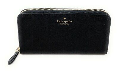 $ CDN128.25 • Buy Kate Spade Lola Large Continental Glitter Wallet Zip Around WLR00211 $229