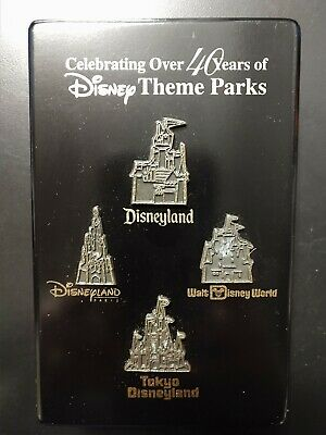 $40 • Buy Fossil Disney Theme Parks Celebrating Over 40 Years Watch #497 Of 3000