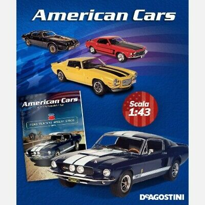 $22.93 • Buy AMERICAN CARS COLLECTION  1:43 .DE AGOSTINI****select The Model