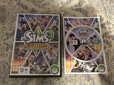 The Sims 3 Ambitions Expansion Pack PC / Windows Or MAC • 5£