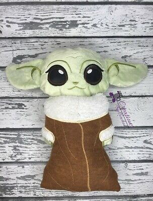 $50 • Buy The Mandalorian: BABY YODA Stuffy Figurine