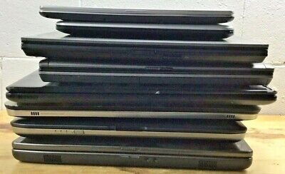 $ CDN711.67 • Buy Lot Of 8 Assorted Laptops (Dell, Acer, HP, Gateway)