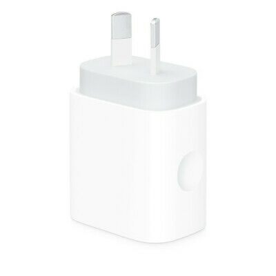 AU39.95 • Buy Genuine Original Apple 18W USB-C Power Wall Adapter Charger IPhone 12|11|Pro|Max