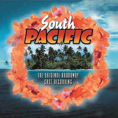 The Original Broadway Cast Recording - South Pacific CD • 1.49£