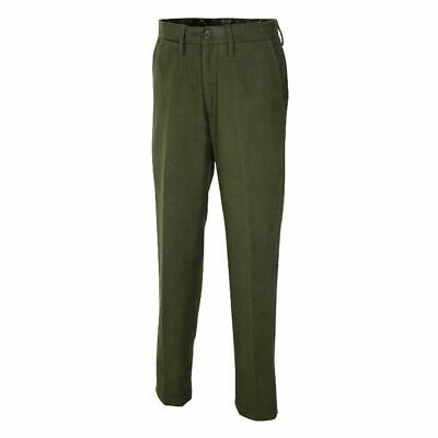 Jack Pyke Men's Moleskin Trousers Green Country Hunting Shooting RRP£47.95 • 25£
