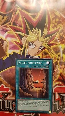 Carte Yu-Gi-Oh! Vallée Mortuaire LCJW-FR260 1st Commune / French Necrovalley • 9.01£