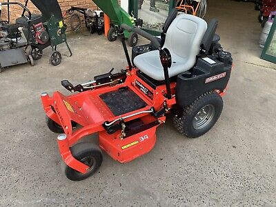 AU8799 • Buy AS NEW Gravely Compact Pro Zero Turn Ride On Mower, Kawasaki Engine, Only 46 Hrs