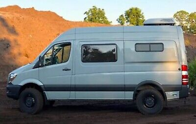 $540 • Buy Double Pane Rv Campervan Window 550x1100mm Build-in Shade/screen Large