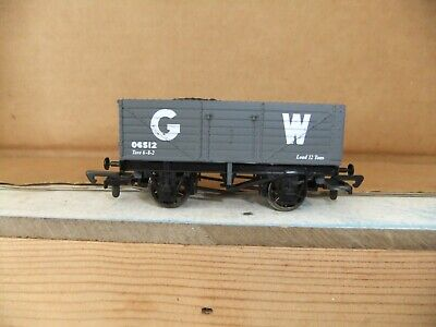 Dapol B348 GWR 7 Plank Wagon With Coal Load 06512, Boxed • 14£