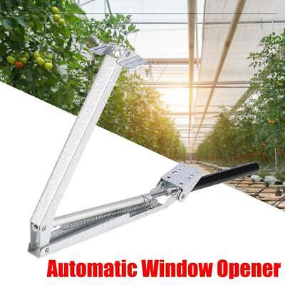 Automatic Greenhouse Window Opener Roof Vent Solar Heat Sensitive Temperature • 14.99£