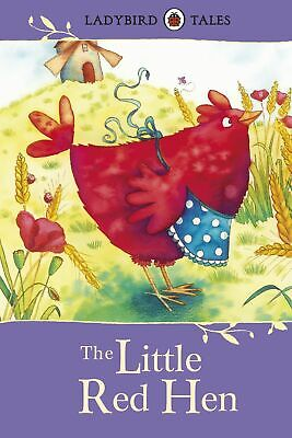 Ladybird Tales Classic Collection: THE LITTLE RED HEN - New - Hardback • 4.40£