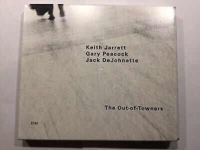 Keith Jarrett -the Out-of -towners ( Ecm 2004 Cd) • 3.99£