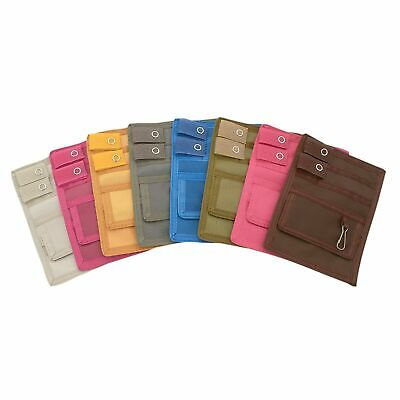 $5.99 • Buy 4 Pockets Nurse Organizer Pouch For Accessories Medical Bag Tool Case